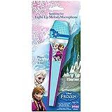 Disney Frozen Light-Up Melody Microphone