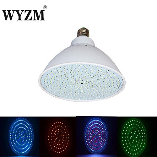 Wyzm 120v Color Changing Swimming Pool Lights Led Par56 Light E27 120v 35w Home Garden Spa Pools