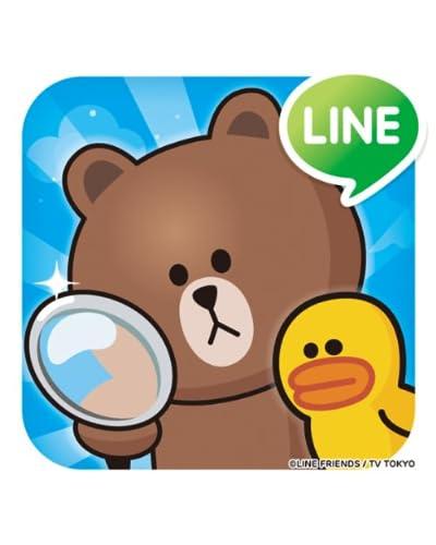 LINE 100ピース LINE 間違い探し 100-24
