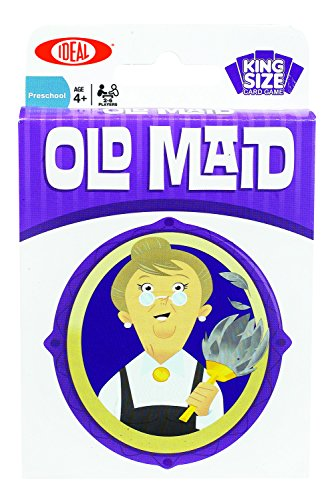Ideal Old Maid Card Game - 1