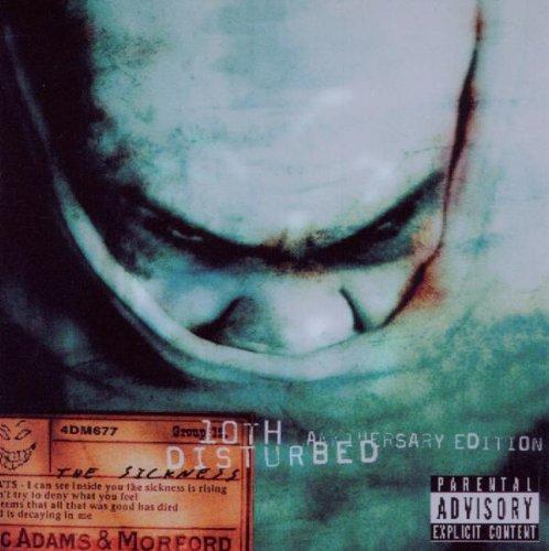 DISTURBED - The Sickness: 10th Anniversary Edition - Zortam Music
