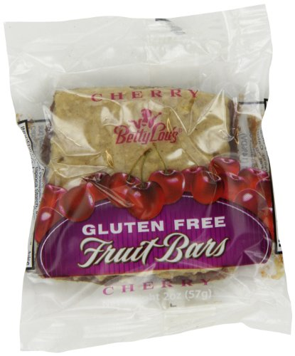 Betty Lou's Fruit Bars, Cherry, 2 Ounce (Pack of 12) (Freeze Dried Beet Powder compare prices)
