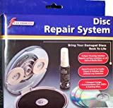 Disc Repair System - Bring your Damaged Discs Back to Life!