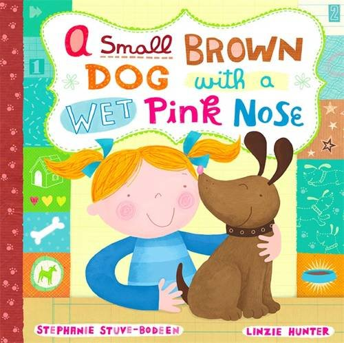 A Small Brown Dog with a Wet Pink Nose PDF