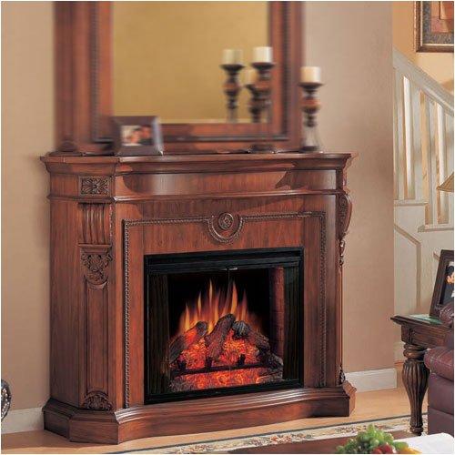 Florence Classic Flame Electric Fireplace photo B0016J0DP6.jpg