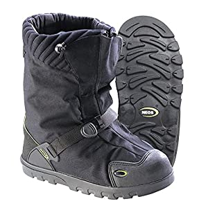 Winter Boots, Mens, XL, Buckle, Plain, 1PR - Science Lab