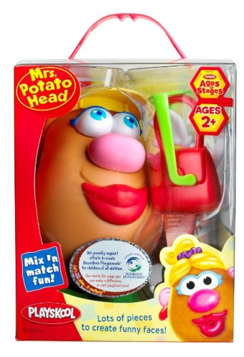 Imagen principal de Playskool - Mr potato & mrs potato (Hasbro)