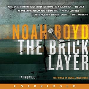 The Bricklayer: A Novel | [Noah Boyd]