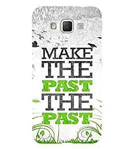Make The Past Cute Fashion 3D Hard Polycarbonate Designer Back Case Cover for Samsung Galaxy Grand 3 :: Samsung Galaxy Grand Max