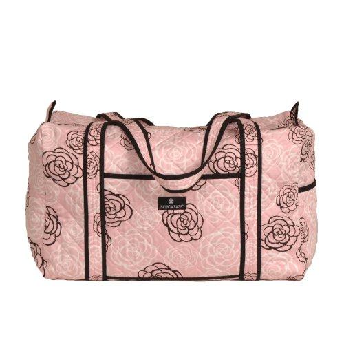 Balboa Baby Duffle Bag, Pink Camellia
