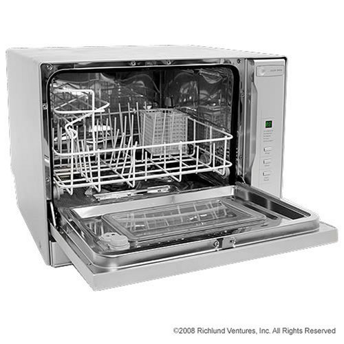 Countertop Dishwasher Made In Usa : New - Water Powered Portable Countertop Dishwasher bunda-daffa.com