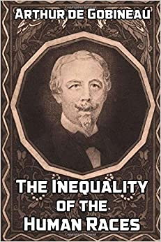 essay on the inequality of the human races
