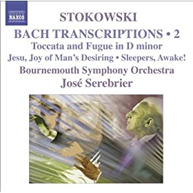 Suite No. 5 in C minor for Harpsichord (arr. by L. Stokowski): Suite No. 5 in C minor for Harpsichord: Air (arr. L. Stokowski for orchestra)