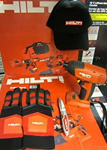 Hilti SID 144-A Cordless Impact Driver 14.4 Volt (bare tool)