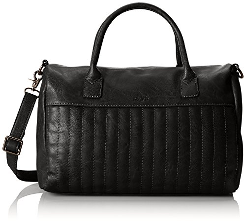 Co-Lab by Christopher Kon Charlie Top Handle Bag,Black,One Size