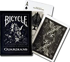 Bicycle Guardians Playing Cards, Poker Size
