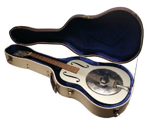 Gator Journeyman Series GW-JM RESO Wooden Resonator Guitar Case