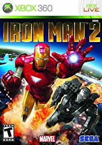 Iron Man 2 - Xbox 360 Standard Edition
