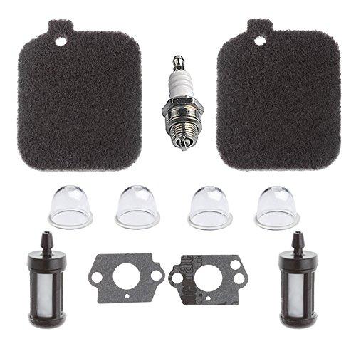 HIPA (Pack of 2) Air Filter for Stihl Blower BG45 BG46 BG55 BG65 BG85 SH55 SH85 BR45C (Stihl Blower Shredder Vac compare prices)