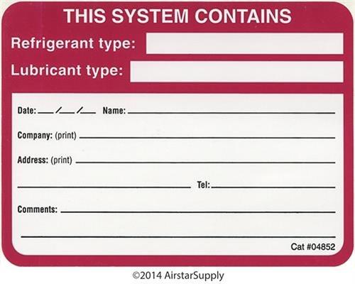 diversitech-system-refrigerant-oil-labels-label-04852