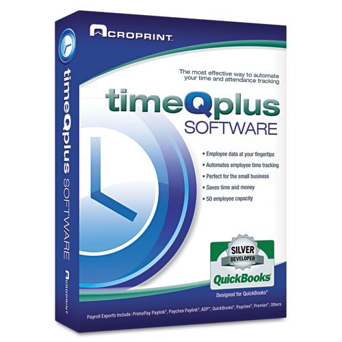 Acroprint Products - Acroprint - timeQplus Time