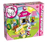 Simba Smoby Hello Kitty 41 Piece Horse Stable Unico Set