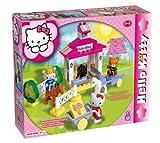 Simba Smoby Hello Kitty 41 Piece Horse Stable Unico Set