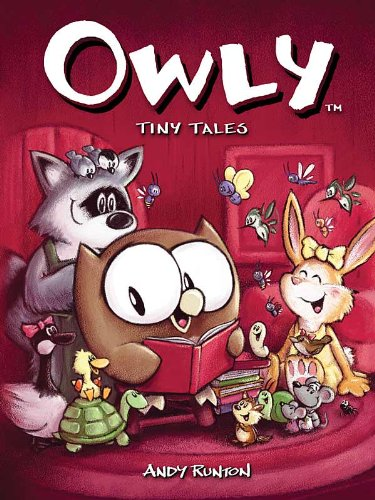 Owly Volume 5: Tiny Tales