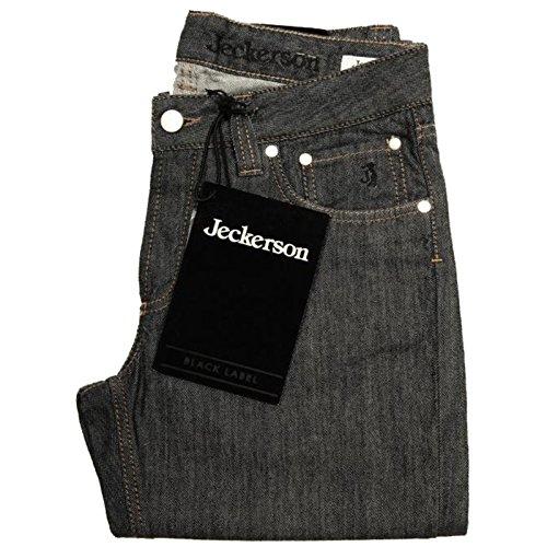41149 jeans JECKERSON BLACK LABEL SLIM FIT pantaloni uomo trousers men [29]