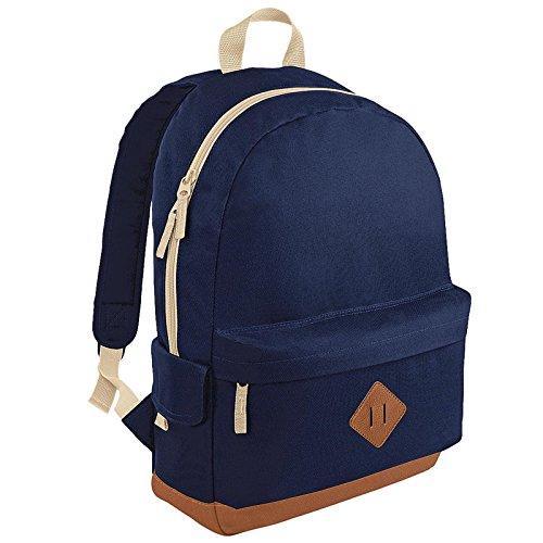 bagbase-heritage-retro-neue-student-rucksack-schule-gepolsterter-tasche-one-sizeblau-marineblau