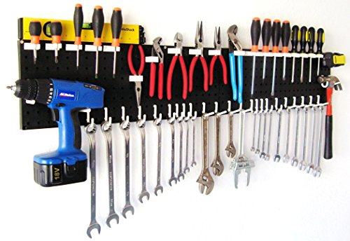 WallPeg Starter Kit (48 in wide; locking peg hooks)