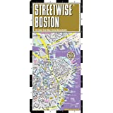 "Streetwise Boston Map - Laminated City Street Map of Boston, Massachusetts: Folding Pocket Size Travel Map (Streetwise (Streetwise Maps))von ""Streetwise Maps"""