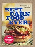 Weight Watchers NEW Cookbook Just Released 2012 BEST DARN FOODS EVER Recipes Diet