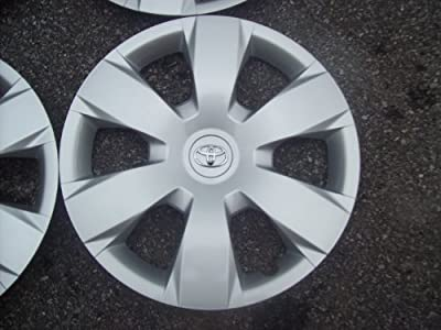 "16 "" Set of 4 Toyota Camry Hubcaps Wheel Covers 2007 2008 2009 2010 2011"