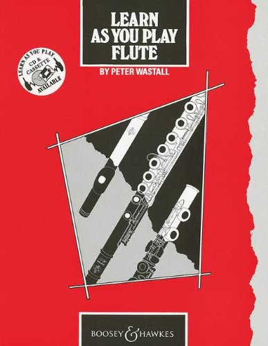 Learn As You Play Flute. Flöte Picture
