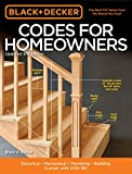 img - for Black & Decker Codes for Homeowners: 2015 to 2017: Electrical * Mechanical * Plumbing * Building (Black & Decker Complete Guide) book / textbook / text book
