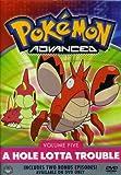 echange, troc Pokemon 5: Advanced - Hole Lotta Trouble [Import USA Zone 1]