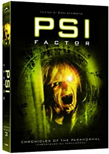 Psi Factor Season 3 (Bilingual)