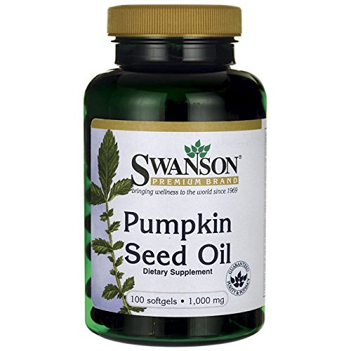 pumpkin seed oil for bladder control