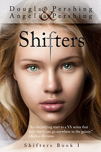 What would you do if you found out you were adopted, from another planet, and destined to fulfill a disturbing prophesy? Shifters (Shifters series Book 1) by Douglas Pershing, Angelia Pershing