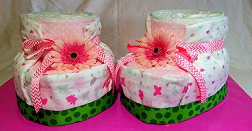 Bootie Diaper Cake front-1040351