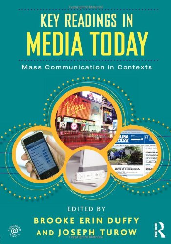 Media Today 2010 Update and Key Readings in Media Today,...