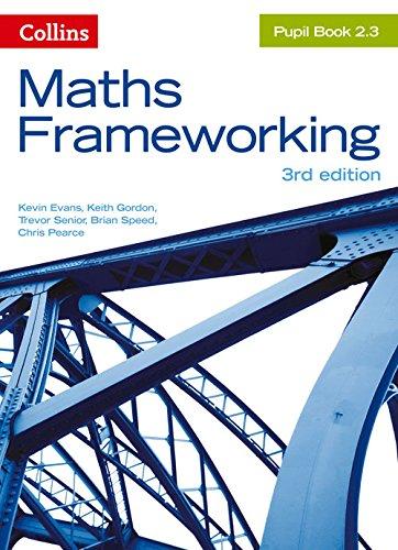 KS3 Maths Pupil Book 2.3 (Maths Frameworking)