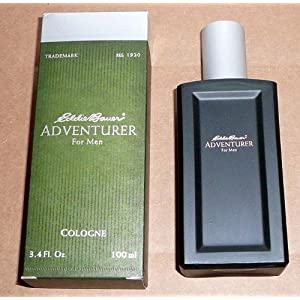 Mens Eddie Bauer Adventurer Cologne 100 Ml