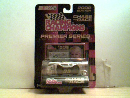 Nascar Racing Champions 2002 Edition Chase The Race Premier Series - Schneider Electric #55