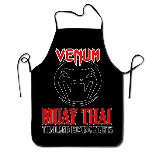 Venum Muay Thai Kungfu Durable Bistro Baking Bib Aprons (Brazilian Bbq Knife compare prices)