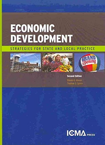 Economic Development: Strategies for State and Local...