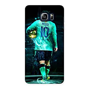 Delighted Premier Number Ten Multicolor Back Case Cover for Galaxy Note 5