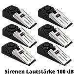6 Stück OLYMPIA T 300 Elektronischer Türstopper mit Alarm Sirenen-Lautstärke