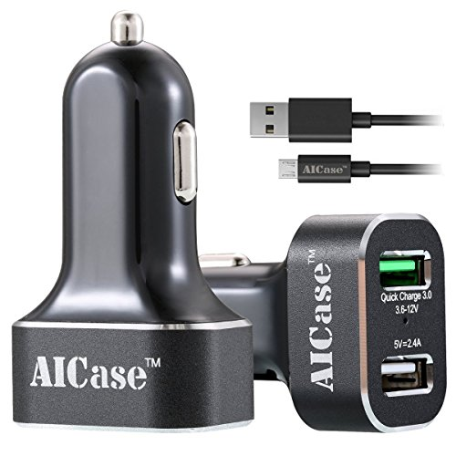 quick-charge-30-aicaser-dual-port-caricabatteria-da-auto-e-micro-cavo-usb-per-iphone-6-6s-plus-6-se-